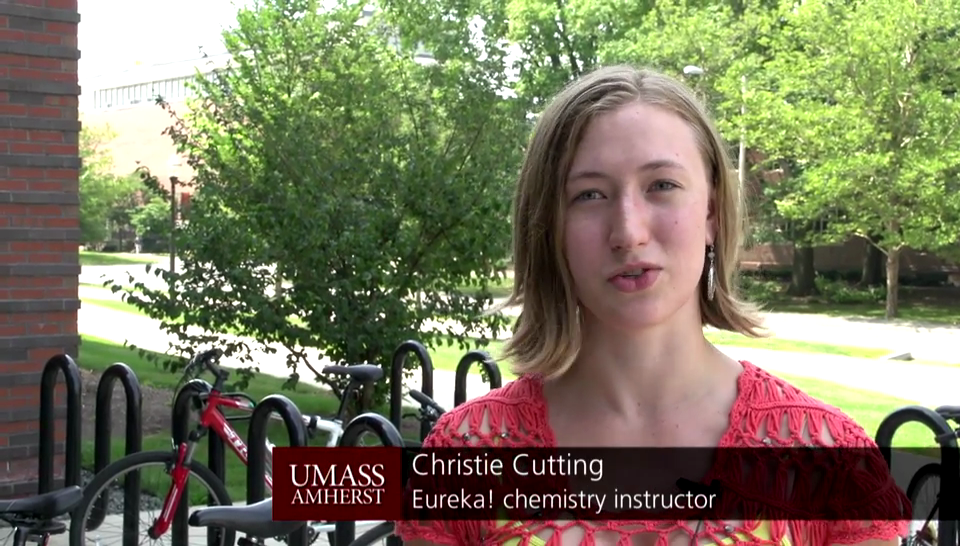 Interview About my Eureka! Workshop for Girls, Inc.